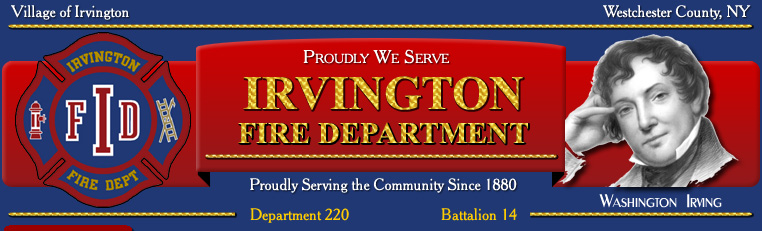 Guestbook - Irvington Fire Department